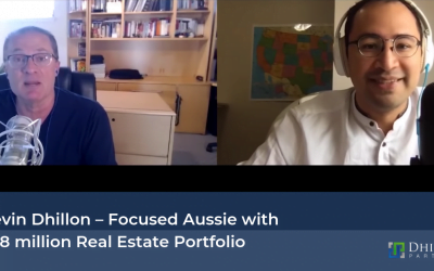 Kevin Dhillon – Focused Aussie with $58 million Real Estate Portfolio
